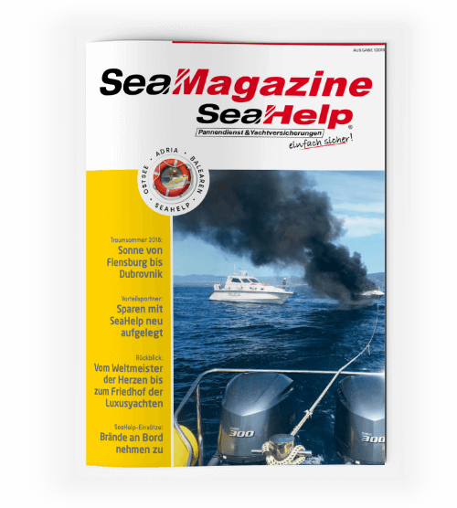 SeaHelp SeaMagazine 2019 DE