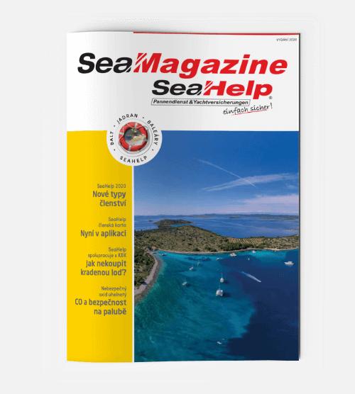 SeaHelp SeaMagazine 2020 CS