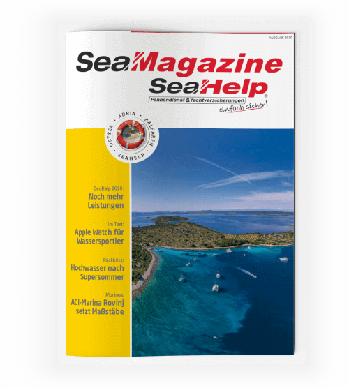 SeaHelp SeaMagazine 2020 DE