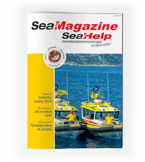 SeaMagazine von SeaHelp 2021 CS
