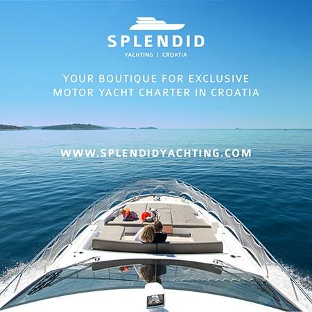 Splendid Yachting (Kroatien) EN | AD 450 x 450
