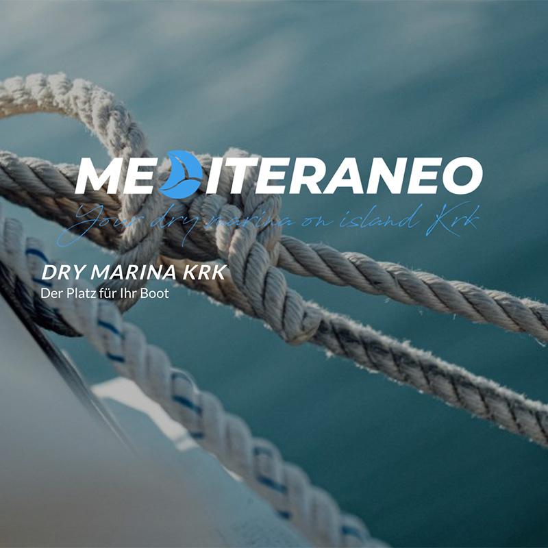 SeaHelp Vorteilspartner: MEDITERANEO DRY-MARINA